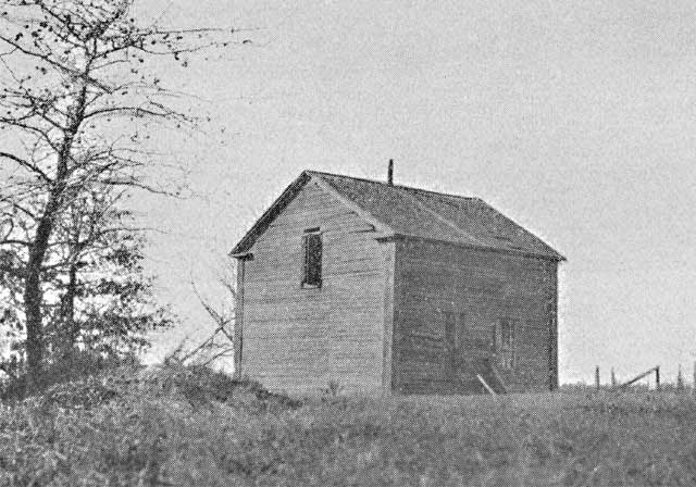 Hauge Church 1915